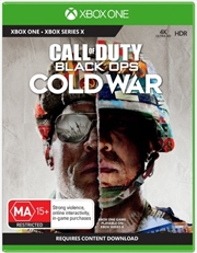 Call Of Duty Black Ops Cold War | XBox One