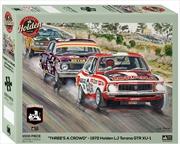 Holden Threes A Crowd 1000 Piece Puzzle | Merchandise
