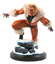 X-Men - Sabretooth Premier Collection Statue | Merchandise