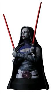 Star Wars: Clone Wars - Asajj Ventress 1:6 Scale Bust | Merchandise