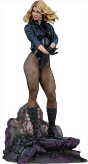 DC Bombshells - Black Canary Premium Format Statue   Merchandise