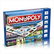 Monopoly - Australian Community Relief | Merchandise