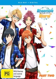 Ensemble Stars - Part 2 - Eps 13-24 - Limited Edition | Blu-ray