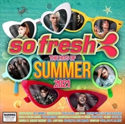 So Fresh - Hits Of Summer 2021 | CD