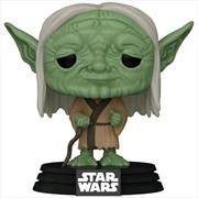 Star Wars - Yoda Concept Pop! Vinyl | Pop Vinyl