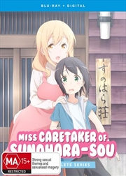 Miss Caretaker Of Sunohara-Sou | Complete Series | Blu-ray