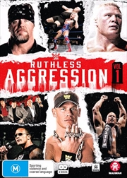 WWE - Ruthless Aggression - Vol 1 | DVD