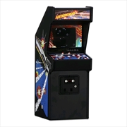 "Asteroids - Replicade 1:6 Scale 12"" Arcade Machine 