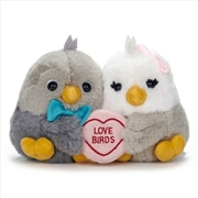 Bird Couple Love Birds Plush | Toy