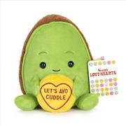 Avocado Let's Avo Cuddle Plush | Toy