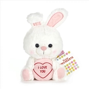 Bunny I Love You Plush | Toy