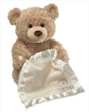 Peek A Boo Bear Animated Plush | Toy