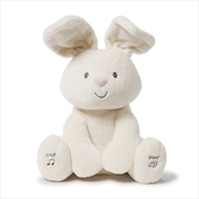 Flora Bunny Animated Plush | Toy