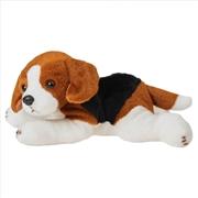 Dog: Harper Beagle Lying 25cm Plush | Toy