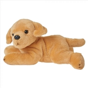 Dog: Channing Lab Lying 25cm Plush | Toy