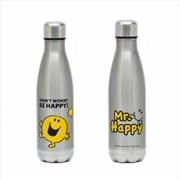 Drink Bottle Mr Happy | Merchandise