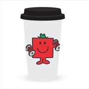 Travel Mug - Mr Strong | Merchandise