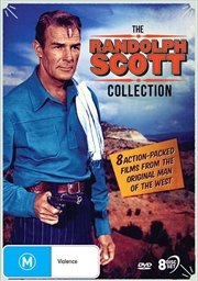 Randolph Scott Collection, The | DVD