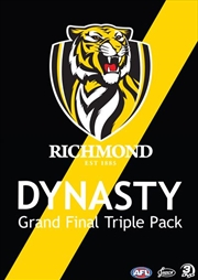 AFL - Richmond Dynasty | Grand Final Triple Pack | DVD