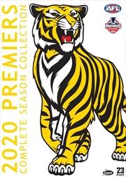 AFL - 2020 Premiers - Complete Season | Blu-ray/DVD
