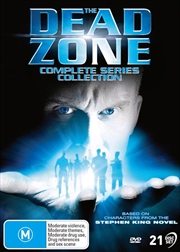Dead Zone - Season 1-6 | Complete Series, The | DVD