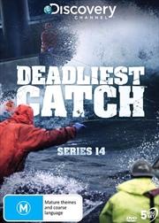 Deadliest Catch - Season 14 | DVD