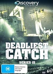 Deadliest Catch - Season 15 | DVD