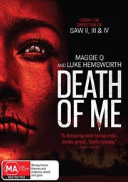 Death Of Me | DVD