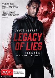 Legacy Of Lies | DVD