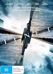 Tenet | DVD
