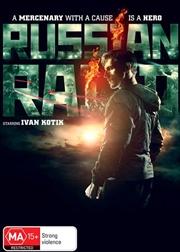 Russian Raid | DVD