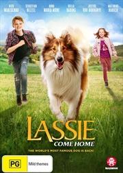 Lassie Come Home   DVD