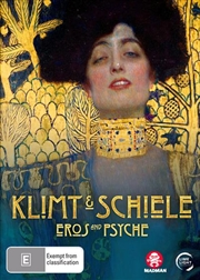 Klimt And Schiele- Eros And Psyche | DVD