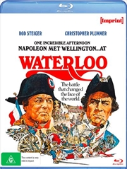 Waterloo | Imprint | Blu-ray