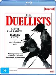 Duellists   Imprint, The   Blu-ray