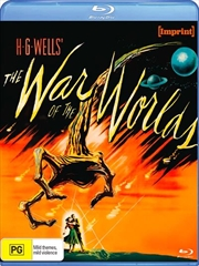 War Of The Worlds | Imprint, The | Blu-ray