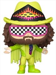 WWE - Macho Man Green US Exclusive Pop! Vinyl [RS] | Pop Vinyl