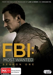 FBI - Most Wanted - Season 1 | DVD