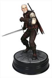 The Witcher 3: Wild Hunt - Geralt Manticore Figure | Merchandise