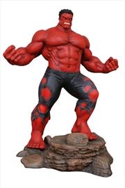 Hulk - Red Hulk Gallery PVC Statue | Merchandise