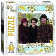 Op Puzzle Harry Potter Christmas at Hogwarts Puzzle 550 Pieces | Merchandise