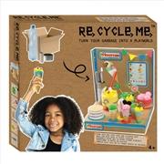 Recycle Me - Icecream Shop   Toy