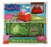 Peppa Pig Motor Track Playset | Toy