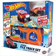Hot Wheels Motor Track Playset | Toy