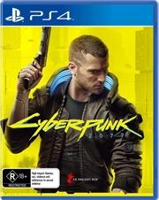 Cyberpunk 2077 | PlayStation 4