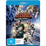 My Hero Academia - Two Heroes | Blu-ray/DVD