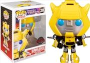 Transformers - Bumblebee with Wings US Exclusive Pop! Vinyl [RS]   Pop Vinyl
