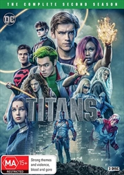 Titans - Season 2 | DVD
