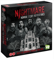 Nightmare Horror Adventures | Merchandise