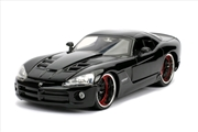 Fast and Furious - '08 Dodge Viper SRT 1:24 Scale Hollywood Ride | Merchandise